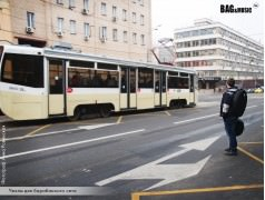 Чехлы BM на улицах города: барабанщик