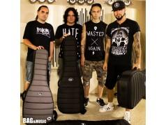 Группа LOUNA - эндорсеры BAG&music!