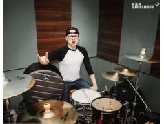 Барабанщик Дмитрий Бурдин - эндорсер bm