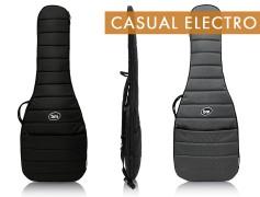Чехол для электрогитары легкий (утеплитель 10мм) CASUAL Electro