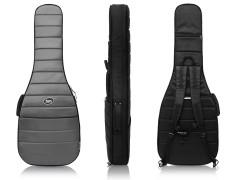 Полужесткий чехол для электрогитары Electro PRO (серый)