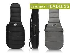 Полужесткий утепленный чехол для безголовой электрогитары Electro HEADLESS