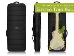 Полужесткий чехол для электрогитар  Electro TOUR BAG